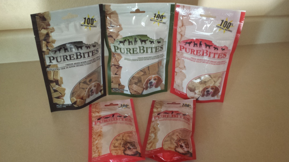 Product Review: PureBites Dog and Cat Treats