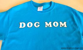 DIY: Dog Mom Shirt