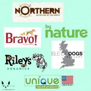 Participating brands of Pet-Pawlooza.