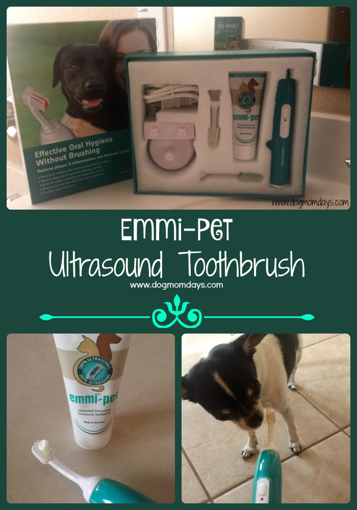 Emmi-pet Ultrasound Toothbrush