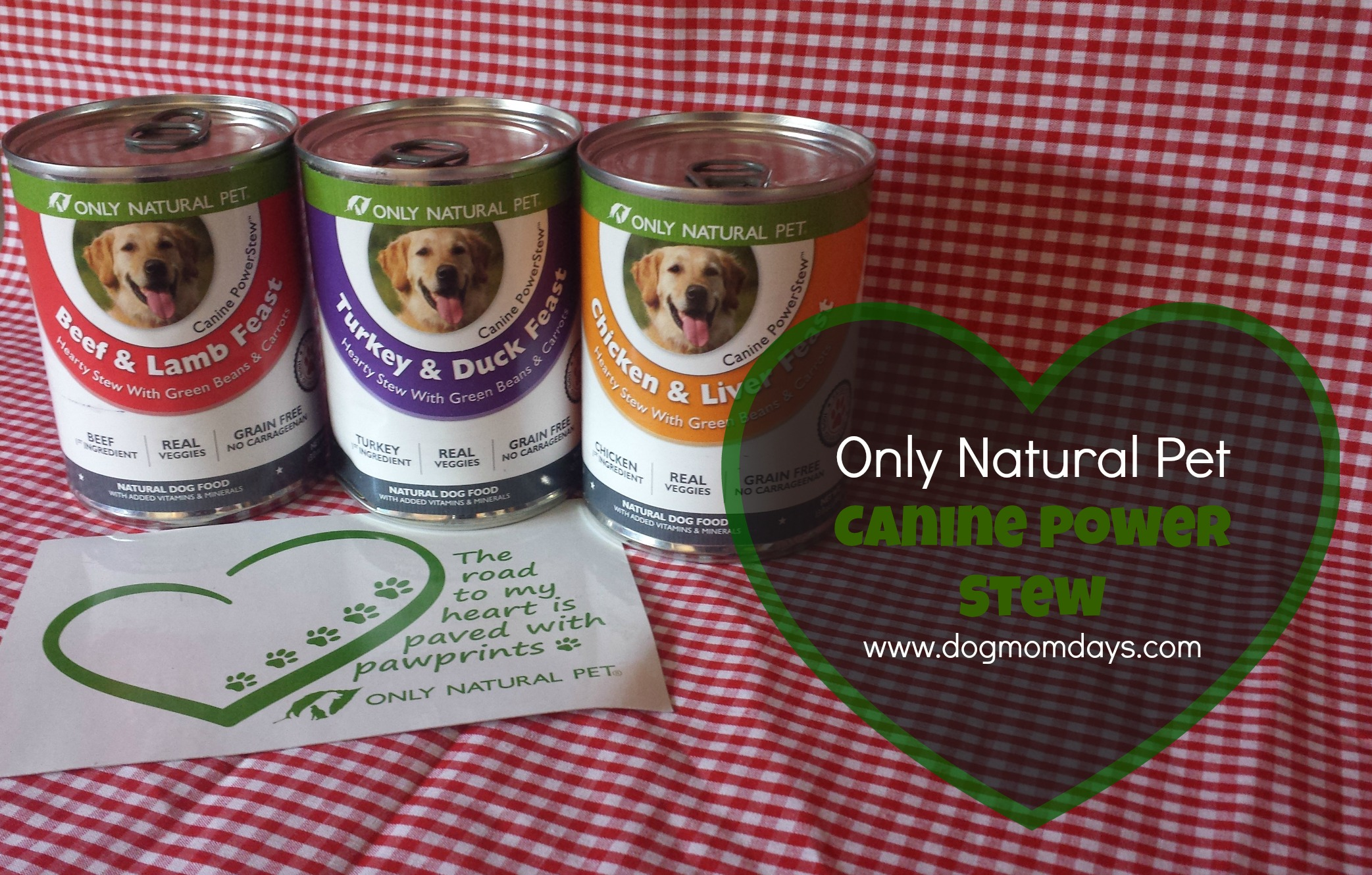 Product Review: Only Natural Pet Canine PowerStew #PawNatural