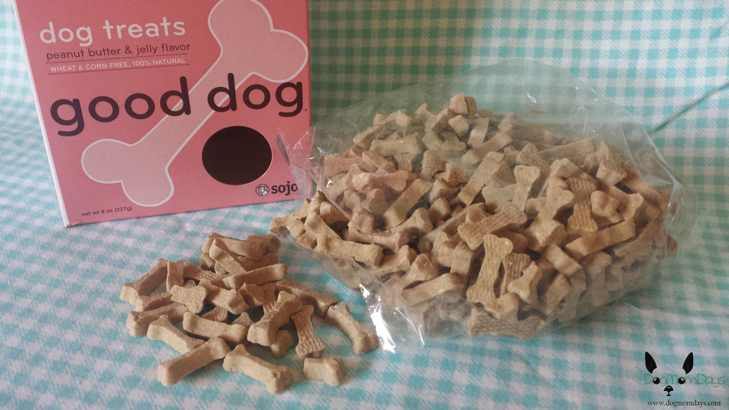 Product Review: Sojos Good Dog Dog Treats