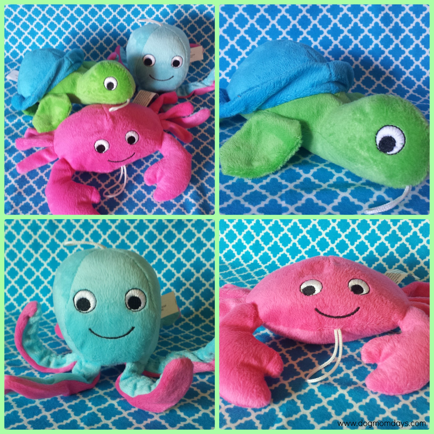 Sea Creature Toys : My cute petsmart find sea creature toys dog mom days