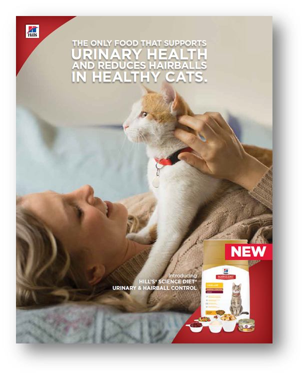 Hill's urinary health