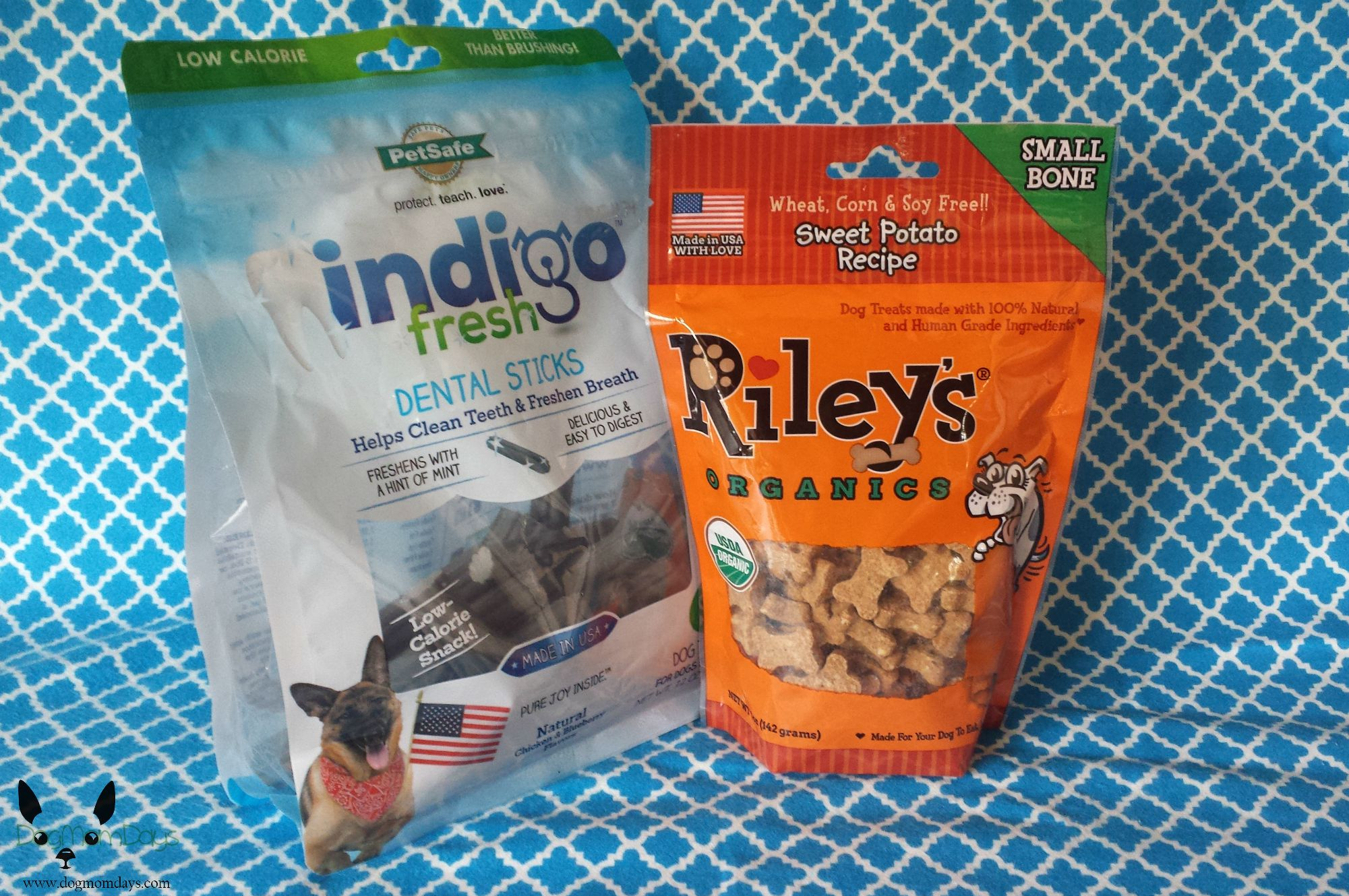 PetSafe and Riley's Organics