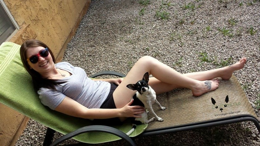 Living my Life as a Dog Mom...With Chronic Pain