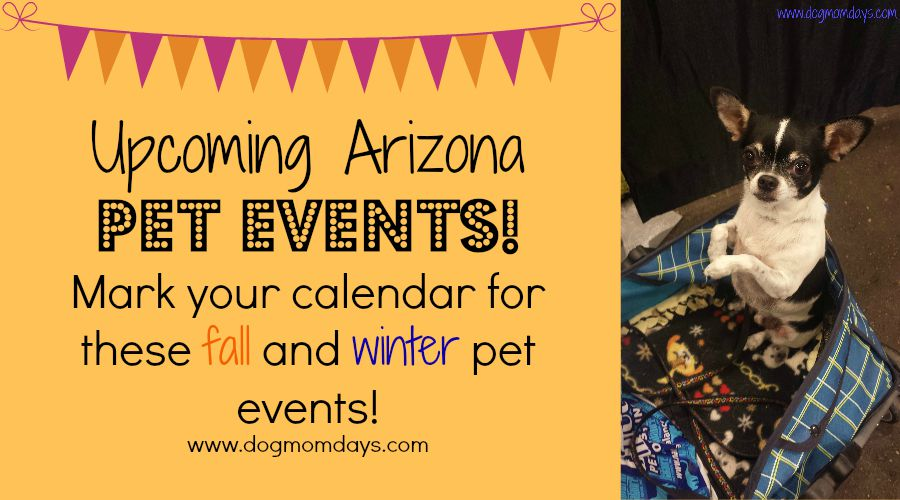 Arizona dog friendly events