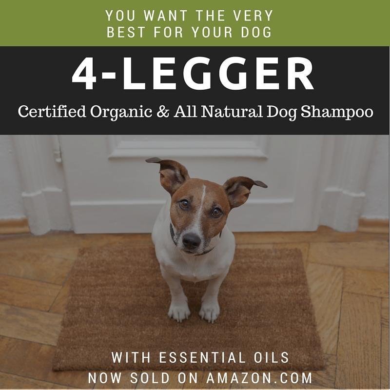 4-Legger Dog Shampoo