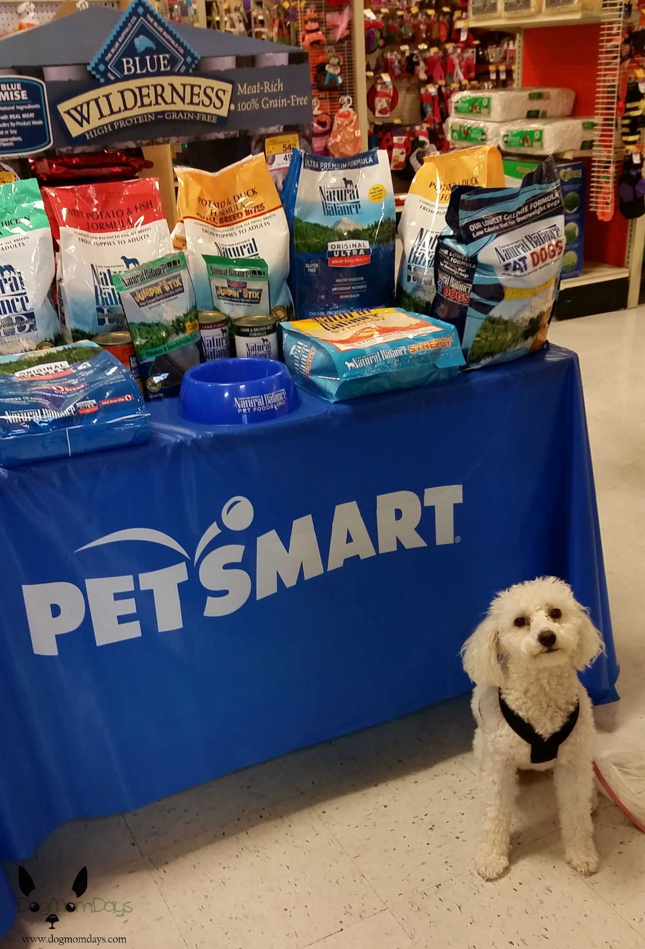 Natural Balance is now at PetSmart