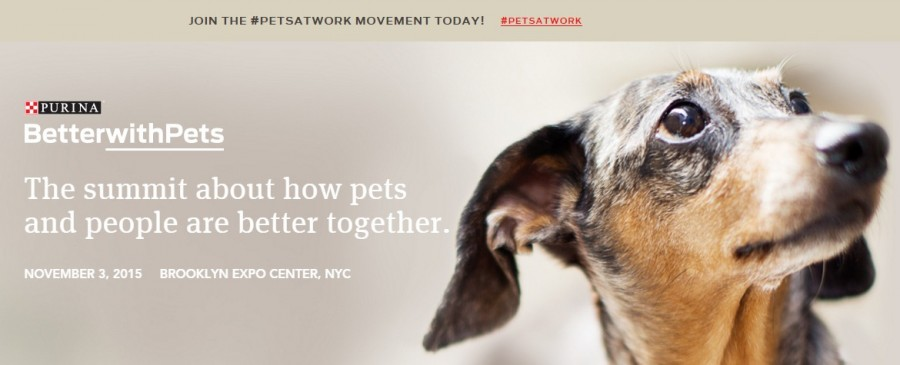 Purina Better with Pets Summit #BetterWithPets