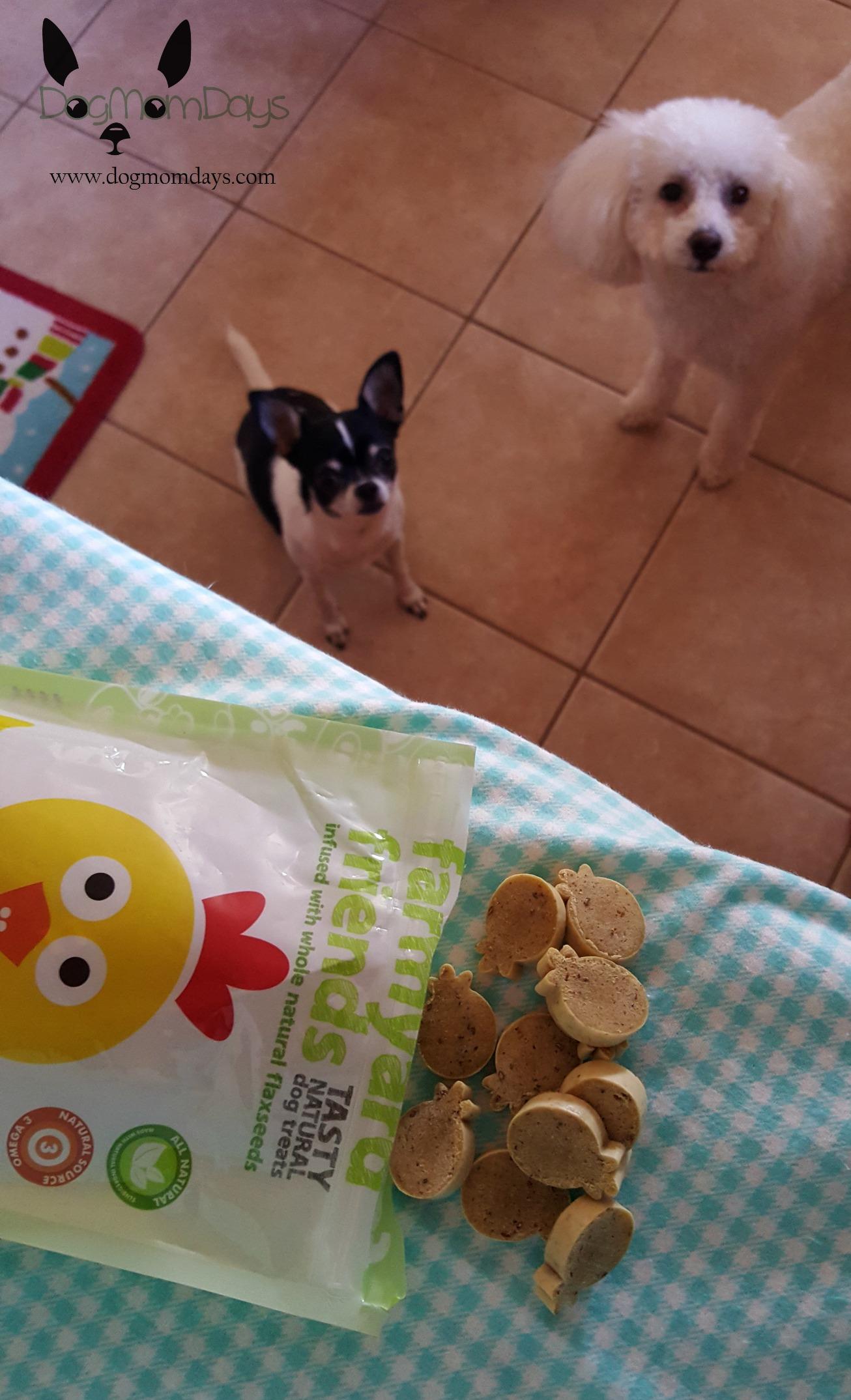 OzPure dog treats
