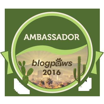 BlogPaws Ambassador