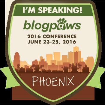 BlogPaws Speaker 2016