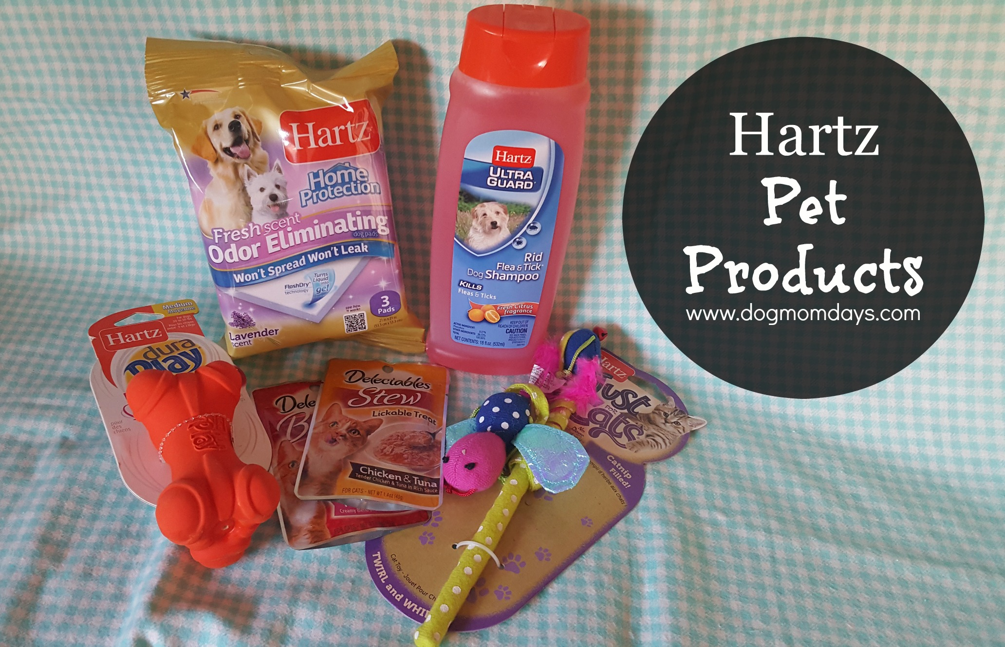 Hartz Pet Products