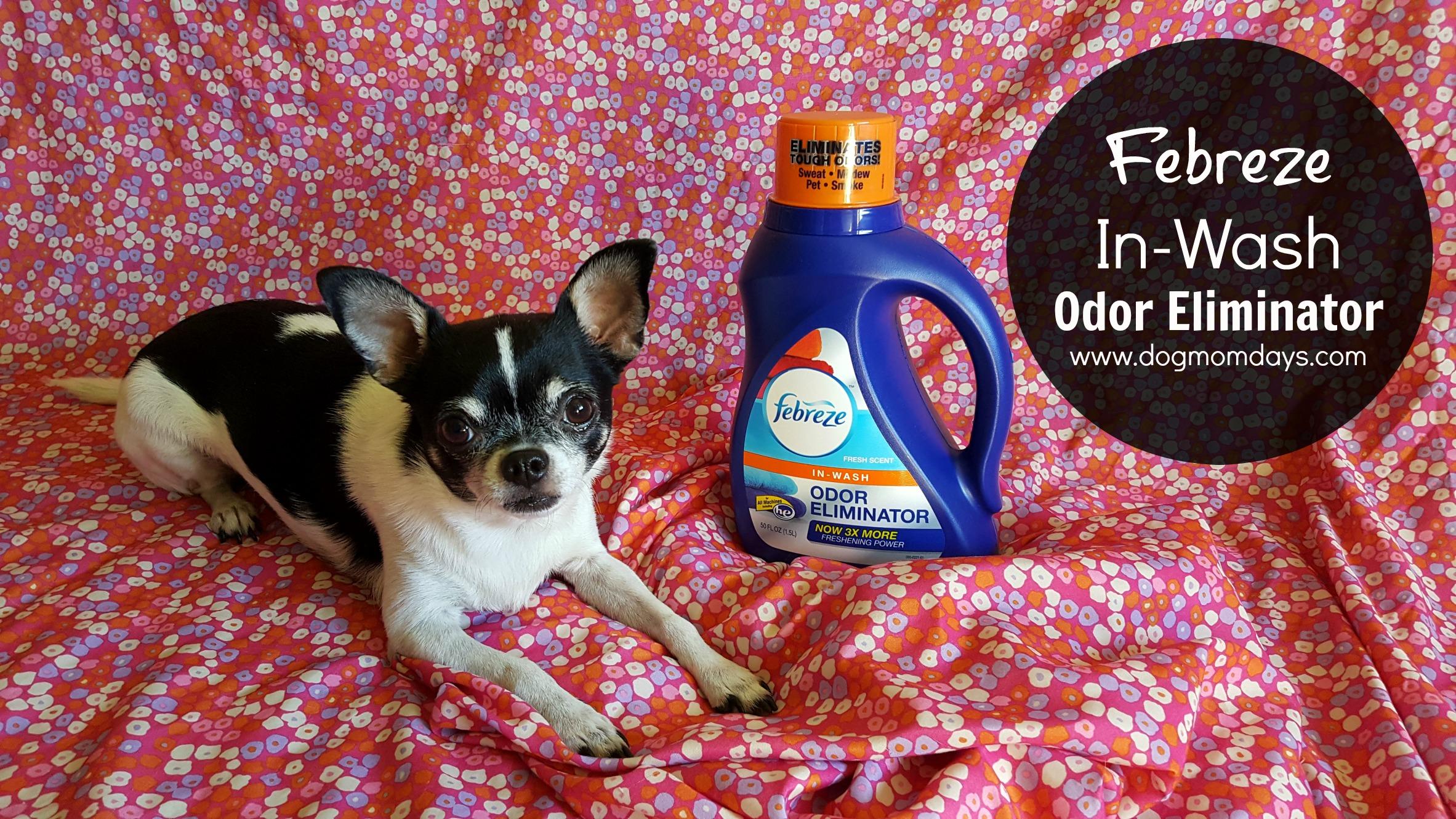 Febreze In-Wash Odor Eliminator