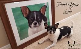 Paint Your Life With a Gorgeous Pet Portrait!
