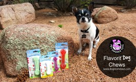 Add Flavor to Your Dog's Life with Pet Qwerks Flavorit Dog Chews!
