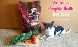 Renew Your Dog's Health With Wellness Complete Health Dog Food #GrainFreeForMe