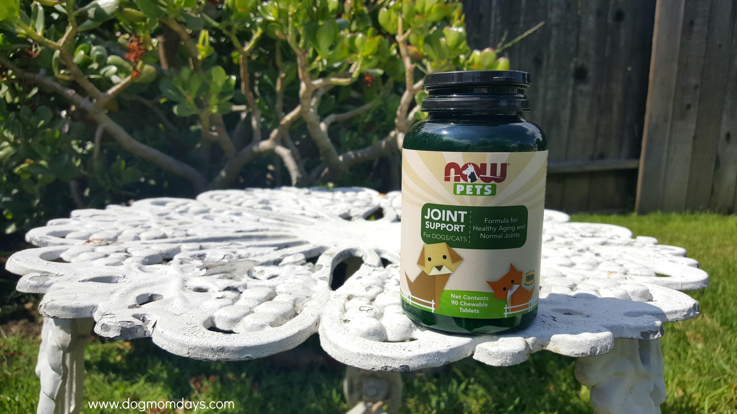 NOW Pets Supplements