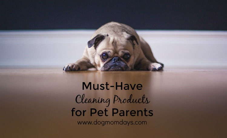 cleaning products for pet parents