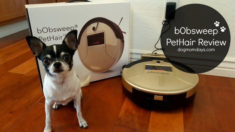The bObsweep PetHair: A New Housework Helper for Pet Parents