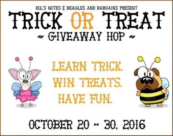 Turn Tricks For Treats With The Trick Or Treat Giveaway