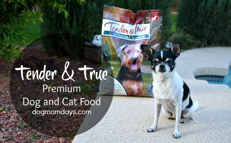 Humanely Farmed Tender & True Premium Dog and Cat Food + Giveaway!