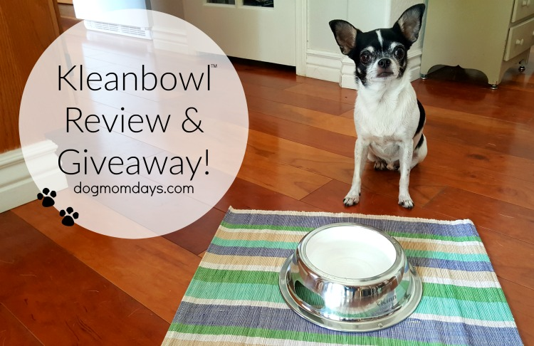 Kleanbowl review and giveaway