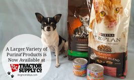 Purina Products available at Tractor Supply