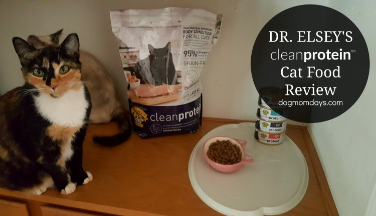 Dr. Elsey's cleanprotein cat food review