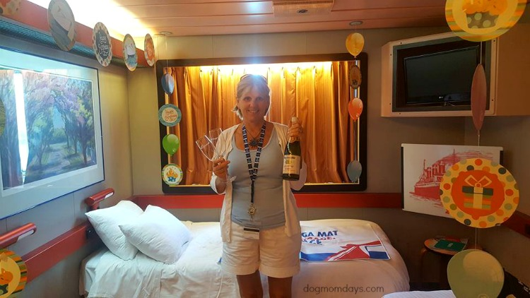 Carnival paradise cruise stateroom