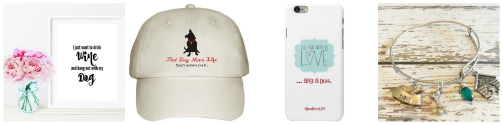 Inspired Dog Mom Boutique items