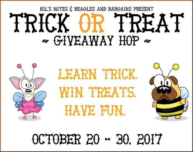 Trick or Treat Giveaway Hop