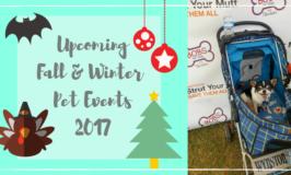 Upcoming Fall & Winter 2017 Arizona Pet Events