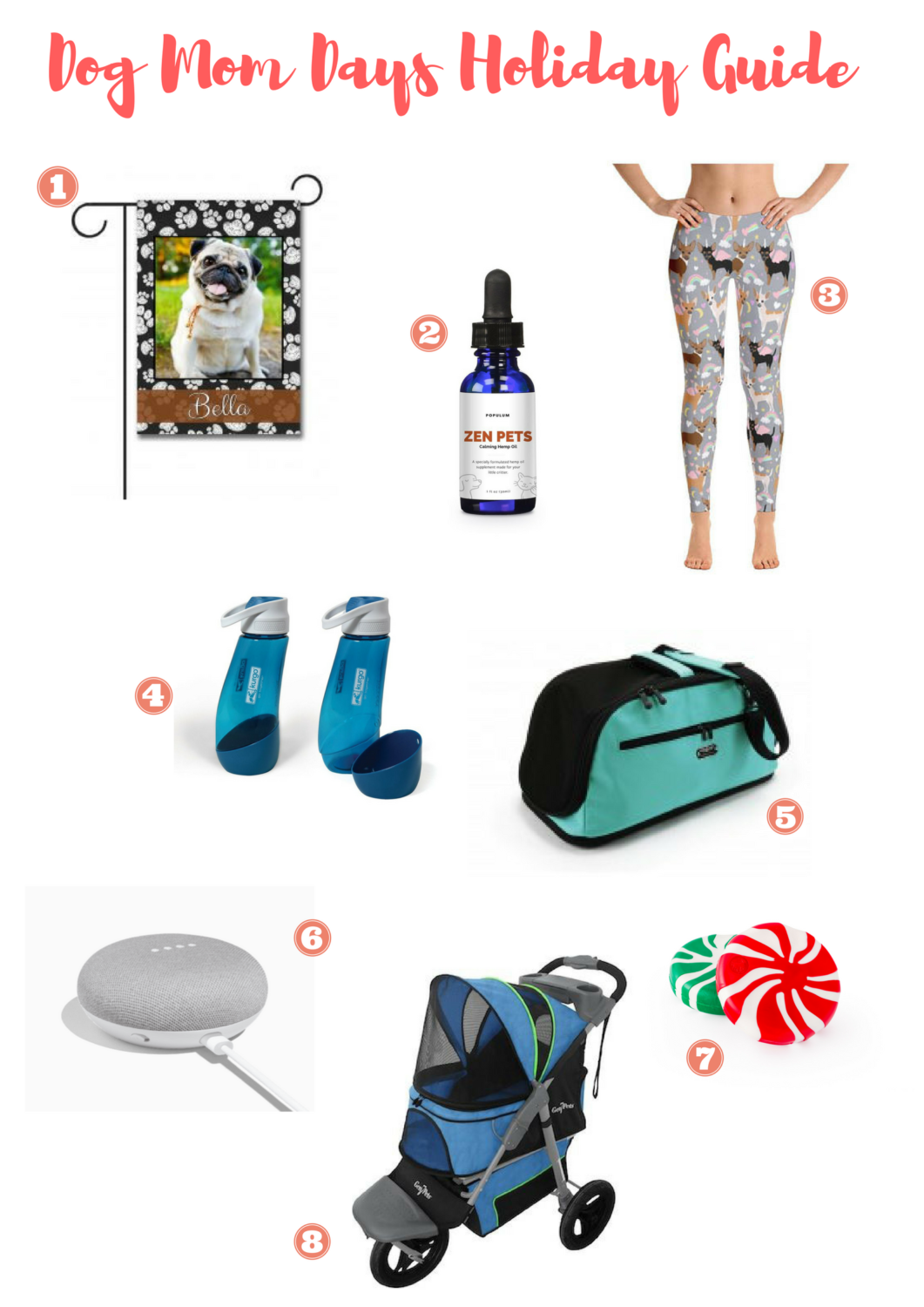 Dog Mom Days holiday gift guide