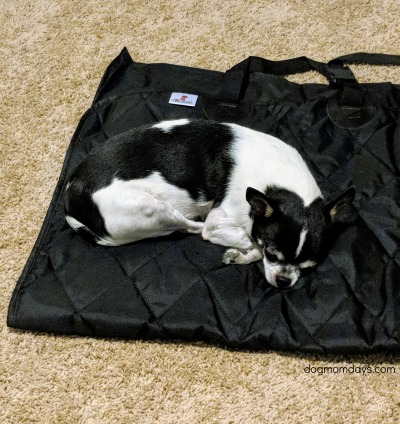 4Knines seat cover review