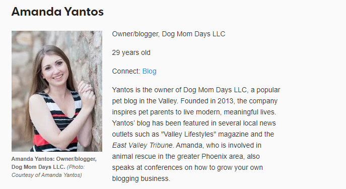 Dog Mom Days Arizona Republic