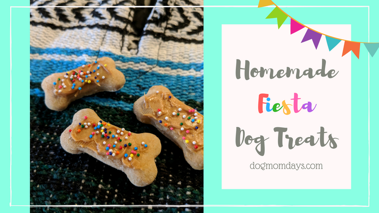 homemade fiesta dog treats