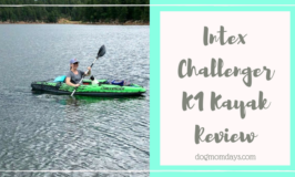 Intex Challenger K1 kayak review