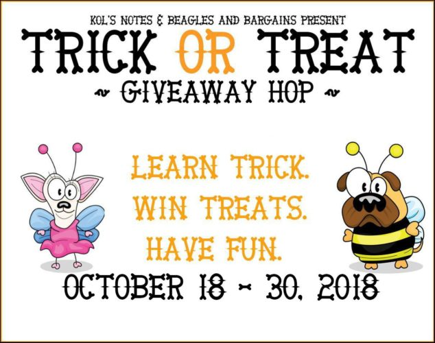 Trick or Treat Giveaway Hop 2018