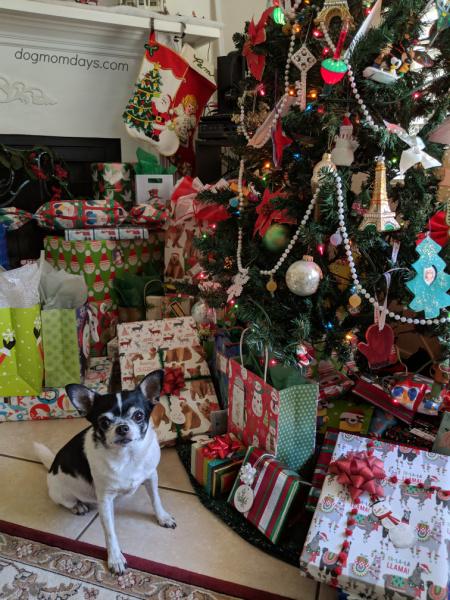 Dog Mom Days Christmas 2018