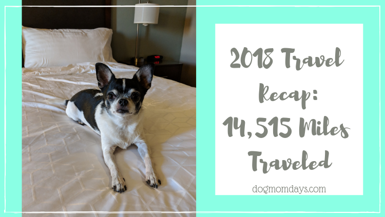 2018 travel recap