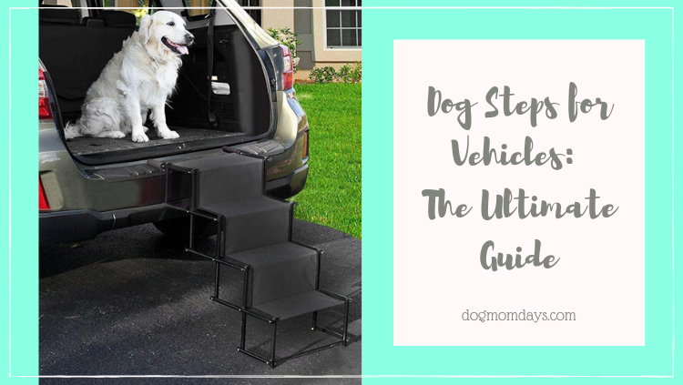 dog steps for vehicles